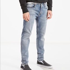 Lev's 512 Slim Fit Tapered Leg Jeans